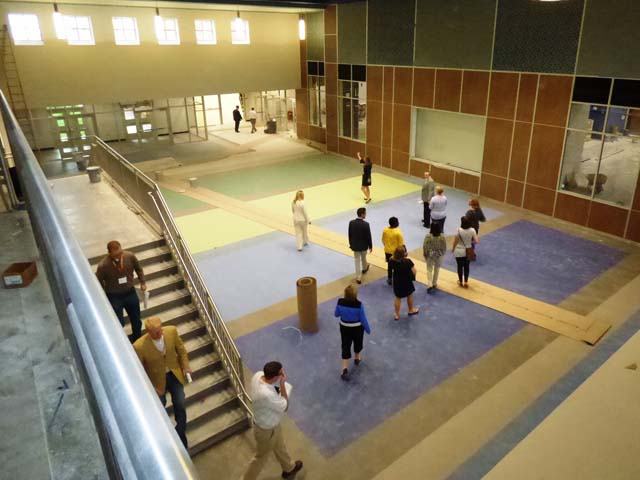 WCS ambassadors awed by tour of new Nolensville schools