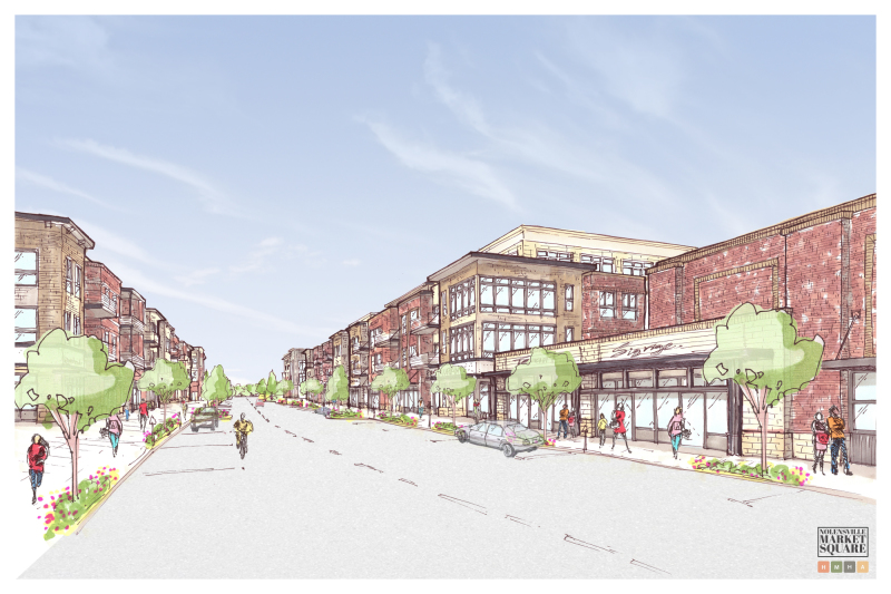 Nolensville Market Square to be new historic downtown