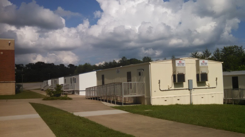 WCS budgeting up to 10 portables, officials say underlying problem